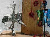Sculpture peinture hurtier-valézy