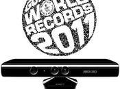 Jeux Vidéo Kinect entre dans livre Guinness records
