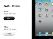 [iPad Commandez l'Apple Store Comptez semaines