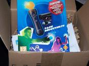 {Arrivage Playstation Move