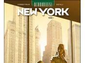 Uchronie[s] New-York (Corbeyran Defali)