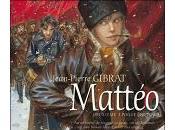 Mattéo Jean-Pierre Gibrat,, tome mercredi