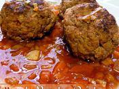 Boulettes Viande Créoles Patates douces