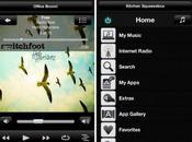 application Android pour Squeezebox Logitech