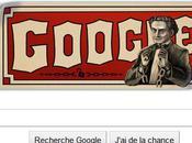 Evènement: Google fêtes Harry Houdini