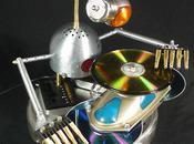 Master Lampe-robot