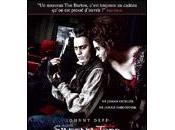 Sweeney Todd, diabolique barbier Fleet Street (2008)