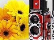 Rolleiflex MiniDigi AF5.0: Quand l'appareil photo moderne pare d'un look rétro.
