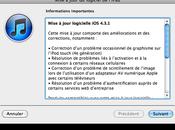 Télécharger firmware 4.3.1 pour iPhone, iPod iPad