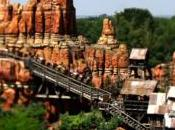 Disneyland Paris Tilt Shift
