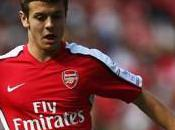 Arsenal Wilshere contre Wenger