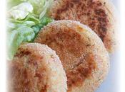Croquettes Pommes Terre Jambon Herbes