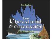 Chevaliers d'Émeraude L'île lézards (Tome