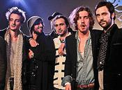 Puggy, Julien Doré Namaste pour lancer tournée RICARD Live 2011 photos vidéos