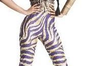 Teyana Taylor dans Vibe.com