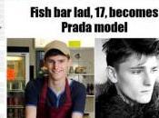 Fast Food PRADA histoire d'un jeune mannequin