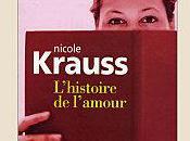 L'histoire l'amour, Nicole Krauss