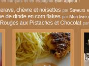 mise l'honneur blog recette.de