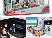 Playmobil aime Apple