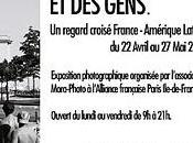 """Exposition """"Paris, lieux gens. regard croisé France-Amérique Latine"""""""