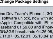 Comment désimlocker iPhone 3GS/4 sous 4.3.1