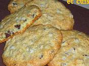 """Cookies """"super croustillants"""" céréales"""