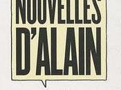 nouvelles d'Alain