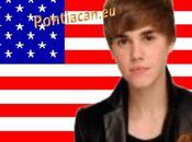 Justin Bieber Veut être citoyen Américain