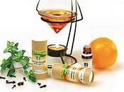 Bienfaits l'Aromathérapie