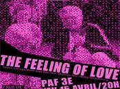 Feeling Love Mudd Club, Strasbourg (15/04/2011)
