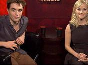 Vidéo Reese Witherspoon Robert Pattison Unscripted