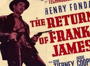 Retour Frank James Return James, Fritz Lang (1940)