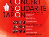 Concert Solidarité Japon MCJP