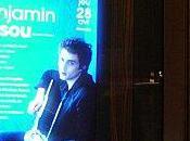 Paris, Lombards, avril 2011: Concert Benjamin Siksou