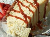 cheesecake Yorkais pour l'arrivée Philadelphia France