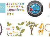 Decoloopio Stickers muraux vente privée