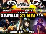 Billetterie International Reggae Bashment