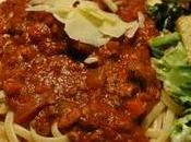 Sauce bolognaise rouge