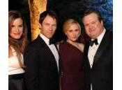 True Blood Stephen Moyer Anna Paquin White House Correspondant's Association Dinner Photos