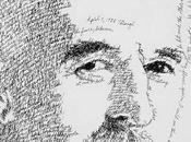 Diaporama:15 écrivains dessinés avec leur propre texte
