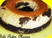 Bolo Pudim Magico (gateau flan magique)