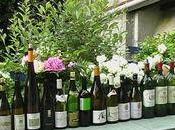 Menu Mariage trois vins Champagne