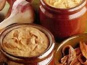 Beurre d'anchois d'ail