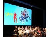 Glee photos vidéos conférence presse