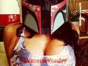 Star Wars Vanessa Veasley Booba Fett