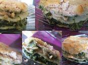 Lasagnes Epinards Saumon