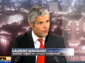 Laurent Wauquiez mode Front national