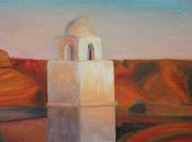DOUIRET, Tunisie, peinture