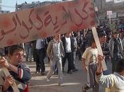Syrie révolution peuple agonie régime