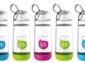 Gobi, bouteille écologique design
